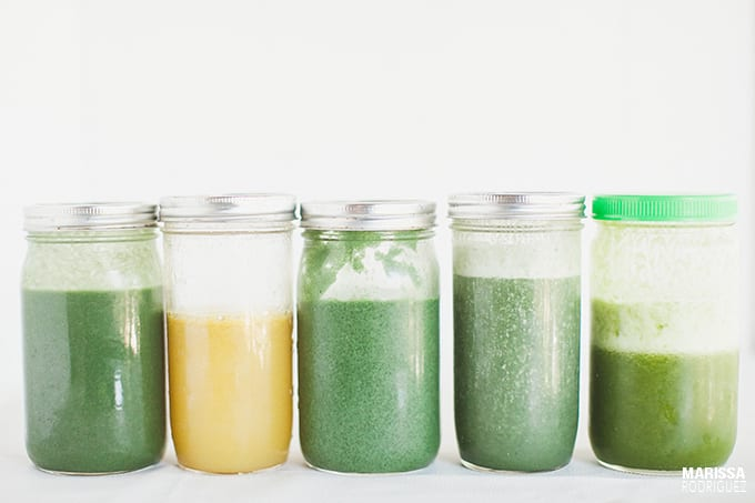 7day juice cleanse