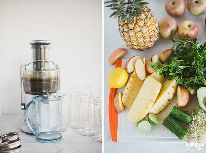 Juice Cleanse- Green Juice