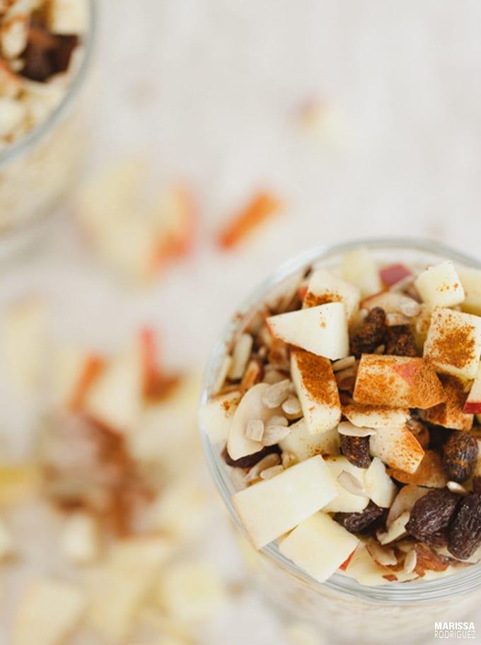 overnight apple cinnamon oats2-healthy