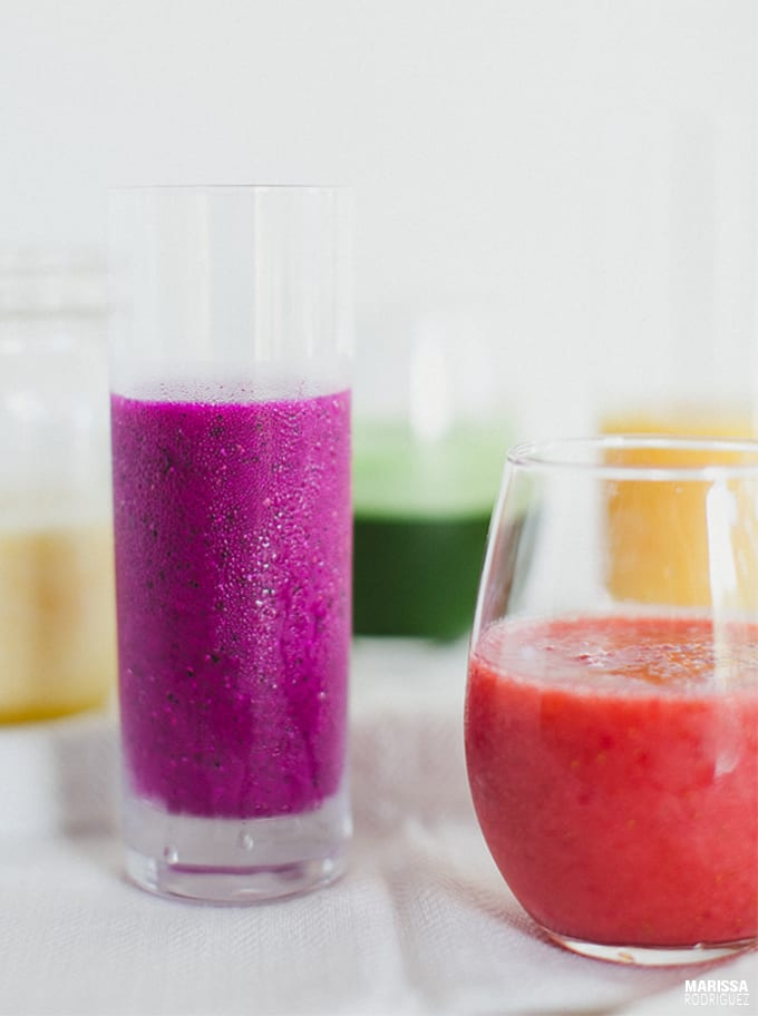 why you should consider juice cleanse