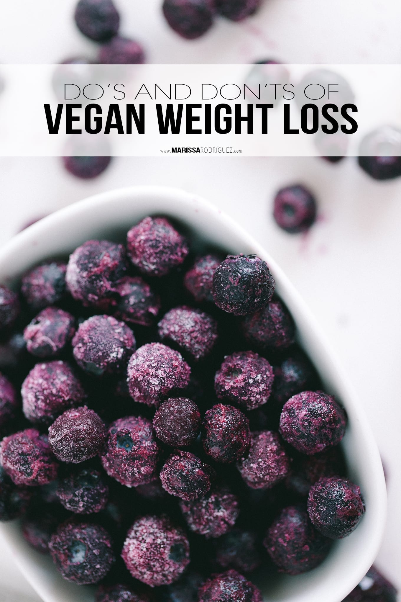 dos and donts of vegan weight loss-plant based
