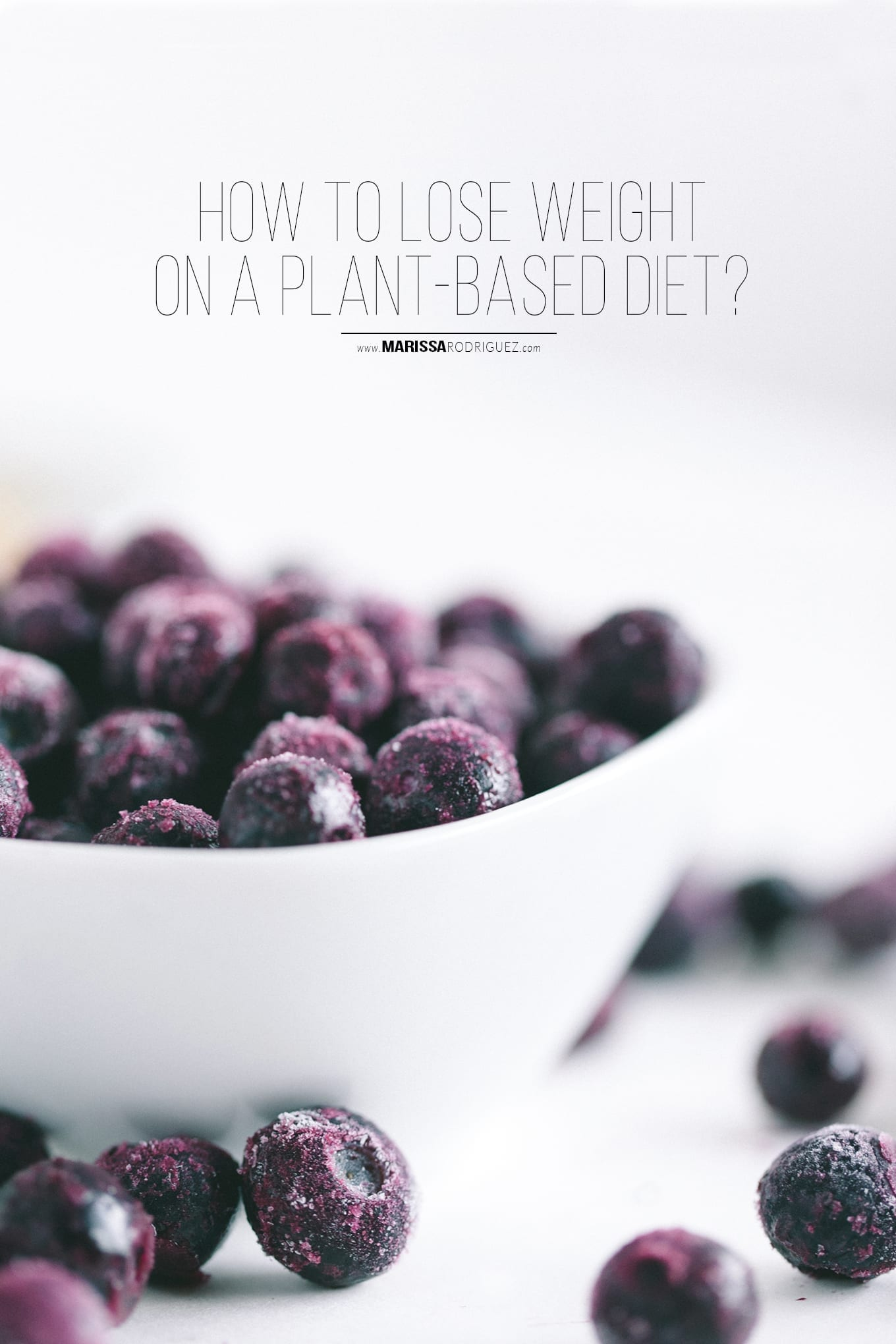 how to lose weight on a vegan diet-plant based
