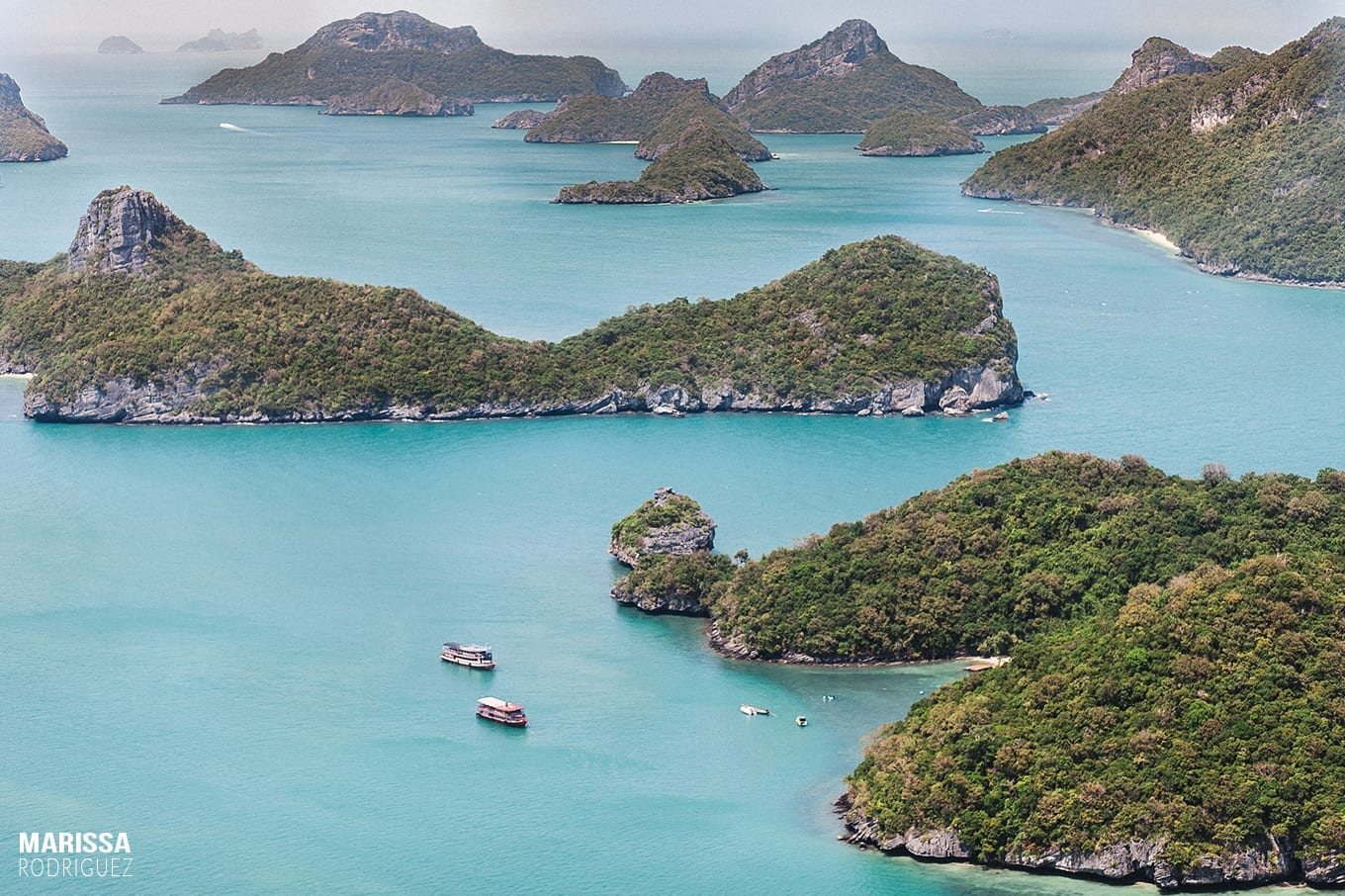 THAILAND: ANG THONG NATIONAL PARK & AWESOME RESOURCES