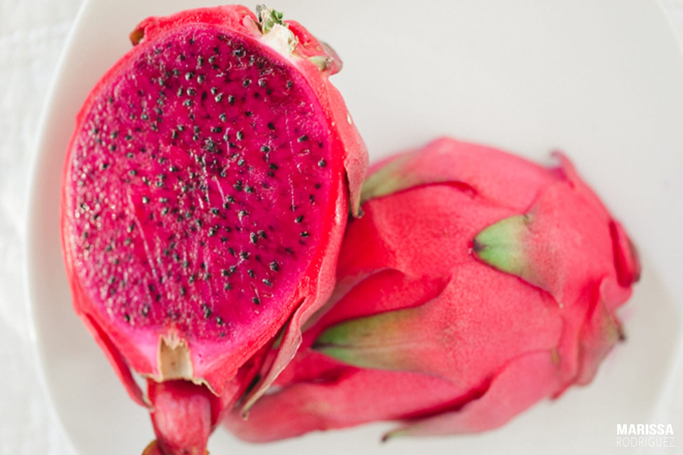 pink dragon fruit-amazing fruit-raw art