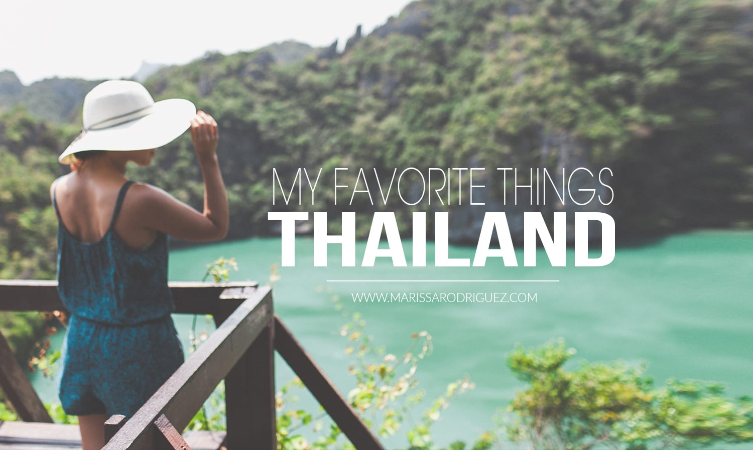 seven awesome things about thailand