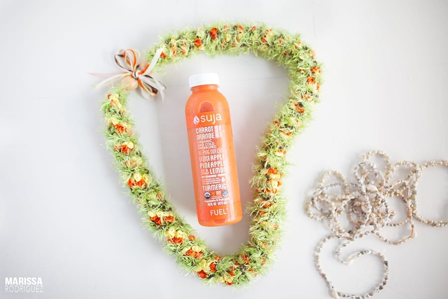 suja juice in hawaii-3 day cleanse
