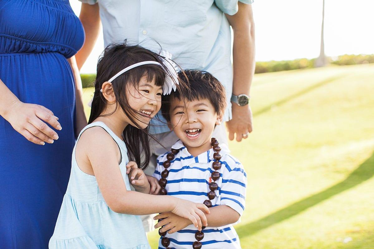CHEW FAMILY: KO OLINA FAMILY PHOTOGRAPHER