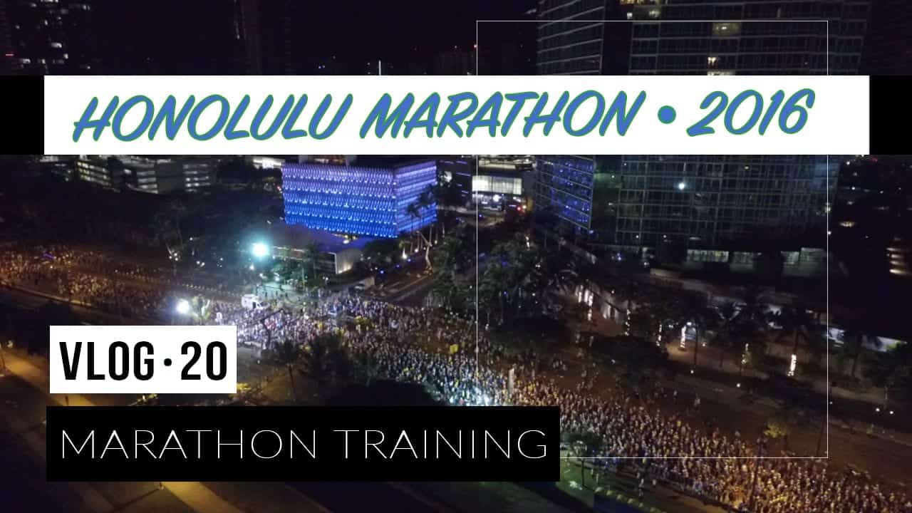 THE HONOLULU MARATHON 2016: MARATHON TRAINING VLOG_20